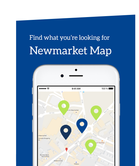 Newmarket map discover