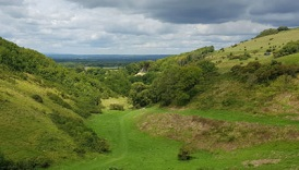 Devils Dyke Discover Newmarket