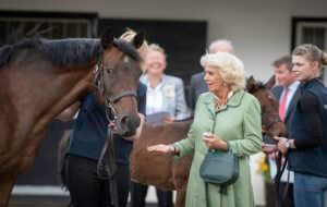 The National stud Royal Visit