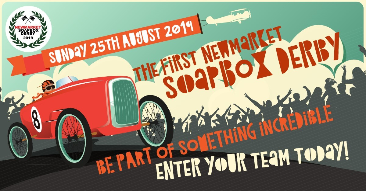 Get Ready To Race At The Soapbox Derby Discover Newmarket