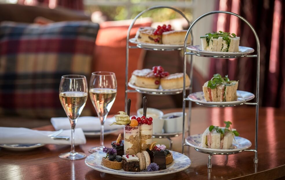 Bedford Lodge Hotel & Spa Afternoon Tea