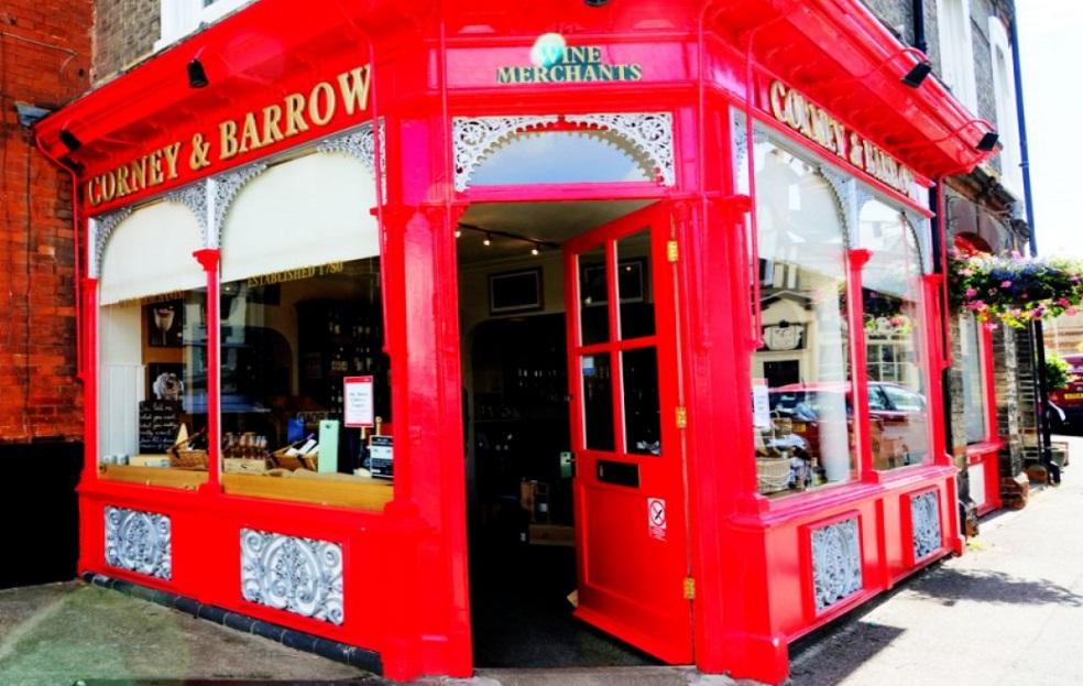 Corney & Barrow Newmarket