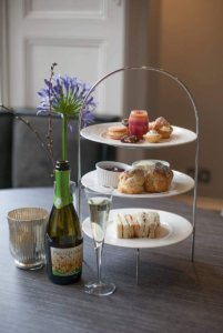 Afternoon Tea at Poets House