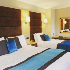 Room at Heath Court Hotel