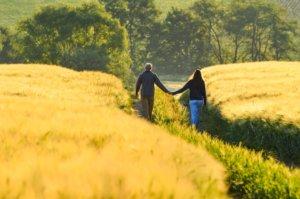 Romantic Stroll