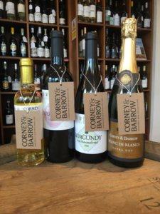 Selection of wines for Valentine's Day
