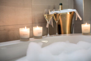 Relax and treat yourself