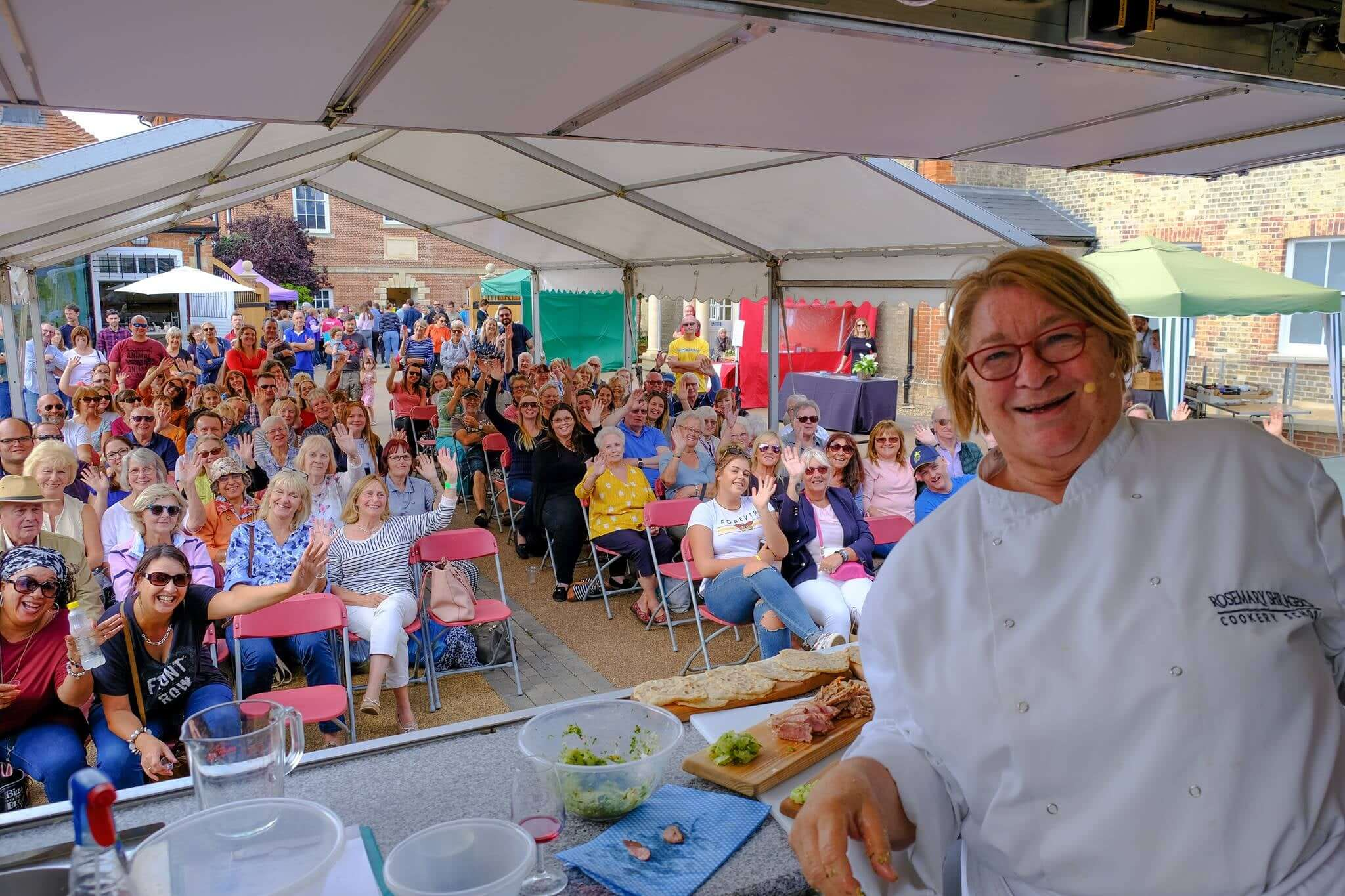 Newmarket's Food and Drink Festival