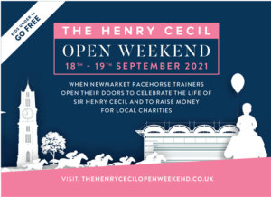 Henry Cecil Open Weekend